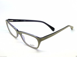 Ray-Ban RB 5298 5387 Matte Beige on Purple New Authentic Eyeglasses 55/1... - $77.57