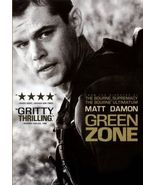 Green Zone (DVD, 2010) - $7.00