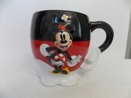 Disney Parks Minnie Mouse Ruffled Coffee Mug  - $25.00