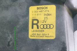 97-99 Audi A8 Quattro HID Xenon Headlight Head Light Lamp Passenger Right RH image 9