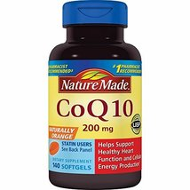 Nature Made Coq10 200 Mg, Naturally Orange, 1 Pack, 140 Count - $52.28