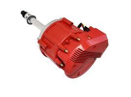 Marine HEI Electronic Distributor 65K Coil 350 454 Chevy V8 Mercruiser OMC Red image 6