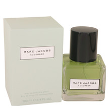 Marc Jacobs Cucumber Perfume 3.4 Oz Eau De Toilette Spray image 4