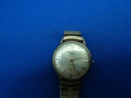 Longines Grand Prize 17 Jewel 352 Automatic Watch Vintage Runs For Restoration - $237.04