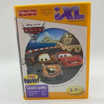 Fisher-Price iXL Learning System Software Disney Pixar Cars 2 Disney,  3-7 years - $6.92