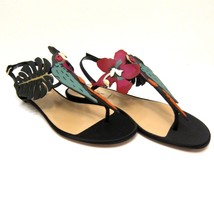 79c137666ad J-3599215 Neuf Valentino Perroquet Tropical Sandales String Chaussures P...  -  321.99