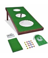 GoSports BattleChip PRO Golf Game | Includes 4' x 2' Target, 16 Foam Bal... - $92.80