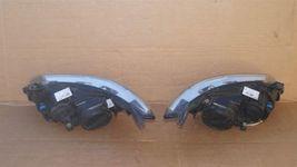08-12 Saab 9-3 Halogen Headlight Lamps Set Pair L&R image 9