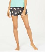 Jenni by Jennifer Moore Cotton Graphic-Print Pajama Shorts Large XS - $9.90