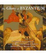 THE GLORY OF BYZANTIUM by Byzantium Choir of Greece - $24.95