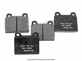 Porsche 911 '69-'77 Front Brake Pad Set Textar +Warranty - $95.90