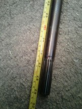 "29""  20 splined shaft image 2"