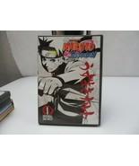 NARUTO SHIPPUDEN ORIGINAL UNCUT DVD - $2.00