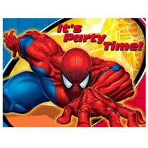 Hallmark Spider-Man Spider Sense Invitations w/ Envelopes (8ct) - $9.85