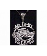 HUGE NEW No Limit Soldier Pendant Charm Records Jewelry Genuine Sterling... - $133.65