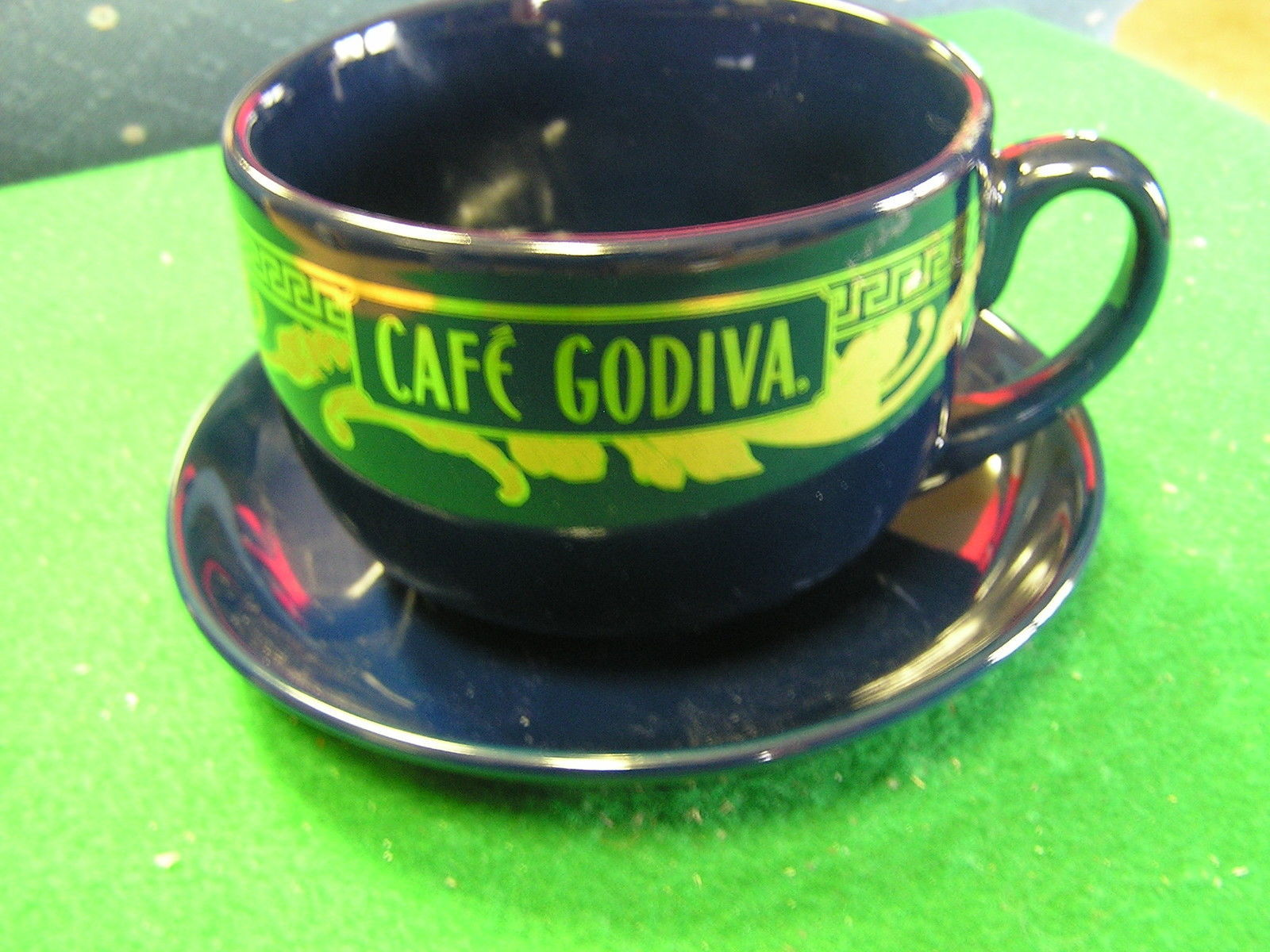 California Pantry Cup & Saucer: 2 listings