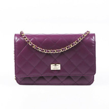 Chanel Reissue Wallet on Chain Quilted Crossbody Bag - $1,605.00