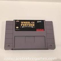 Wheel of Fortune -- Deluxe Edition (Super Nintendo Entertainment System,... - $4.99