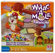 Mattel Games Whac-a-Mole Treasure Game - $20.55