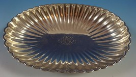 Gorham Sterling Silver Bowl Oval Fluted with Four Ball Feet #A42603 (#1389) - $721.05
