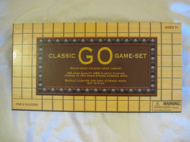 "Classic ""GO"" Game Brand New Factory Sealed Game High Quality New Great Gift - $24.75"
