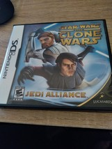 Nintendo DS Star Wars: The Clone Wars: Jedi Alliance image 1