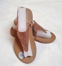 Womens Skechers 31560 Cali Meditation Rock Crown  Sandals Flip Flops size 8M image 2