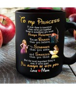 To My Princess Always Remember You're Braver Than You Believe Coffee Mug... - $14.99