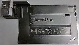 IBM/Lenovo ThinkPad T410 T420 Laptop Mini Docking station Series 3 FRU: 04W3939 - $54.45