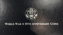 1991-1995 United States Mint World War II 50th Anniversary Coin - $39.19