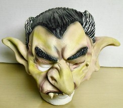 2002 Disguise Co. Vampire Ghoul Latex Head Mask - $19.79