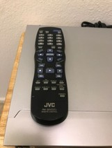 JVC XV-N44 Silver DVD Player Tested With Remote - $56.21