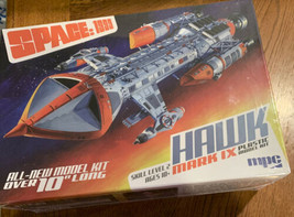 Hawk Mark 1X Plastic Model Kit, Skill level two ages 10+ space 1999, - $25.21