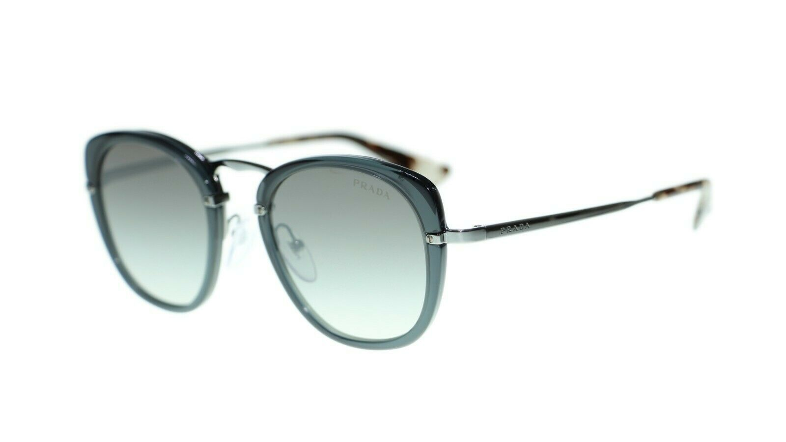 Prada Women Sunglasses PR58US Square Frame 49mm Authentic  - $179.00