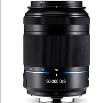 Samsung NX 50-200mm F4-5.6 III ED OIS Zoom lens -Black For NX1 NX30 NX300 NX500 image 1