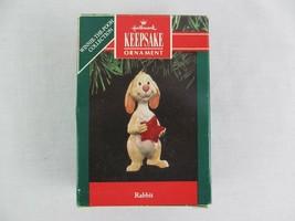 Hallmark Keepsake Ornament Rabbit Winnie The Pooh Christmas - $9.89
