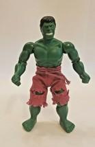 Vintage 1974 Mego 8 Inch Incredible Hulk Action Figure - CHILD PIN REPAIR - $64.35