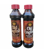 2 Old English Scratch Cover For Dark Woods, Wood Polish 8oz Bottle Disc... - $28.04