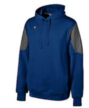 Champion XXL Pull Over Performance Hooded Sweatshirt  Royal Blue - $13.85
