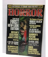 Halls of Horror Magazine #25 Poster Centerfold Texas Chainsaw Friday 13t... - $23.70