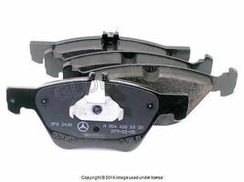 Mercedes w208 r170 320 w210 420 Front Brake Pad Set Genuine New + 1 Yr Warranty - $118.90