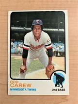 1973 Rod Carew Topps Baseball Card #330 (Original) - $13.86