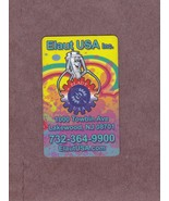 ELAUT USA Promotional Advertising Card from The Wizard of OZ Coin Pusher... - $4.99