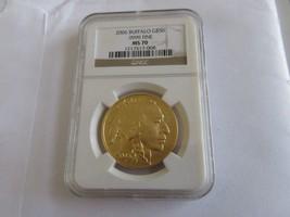 2006 , Buffalo , G$50 , NGC , MS 70 - $5,995.00