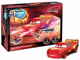 3 Cars: Lightning Mcqueen Crazy Race 8 1:20 Scale Model Kit #hbc - $42.69
