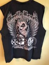 Myrtle Beach Bike Week T-Shirt Mens L 2008 Motorcycle Biker Cut-Off Sleeveless - $9.79