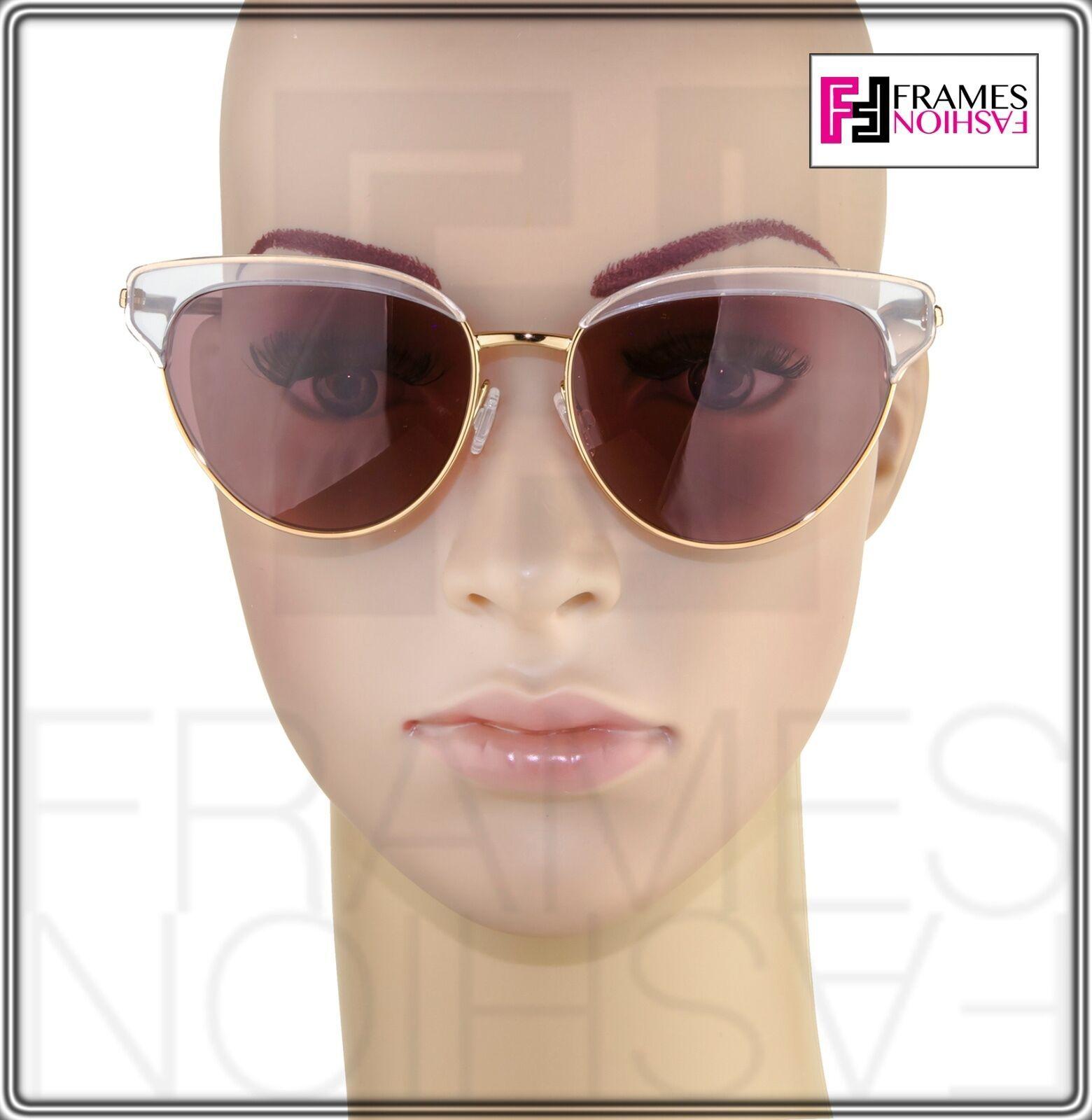OLIVER PEOPLES JOSA OV1187S Rose Gold Pink Crystal Cat Eye Sunglasses 1187 image 3