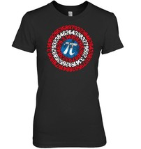 Captain Pi Superhero Shield Shirt for Math Geeks and Nerds - $19.99+