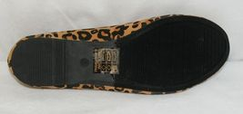 Anna Truman 1 Loepard Print Suede Womens Flats Size 6 And Half image 6