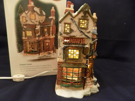 DEPARTMENT 56 CRATCHIT'S CORNER 3D LIGHTED HOUSE - MINT IN BOX - $74.95